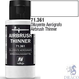 Vallejo Model Air 361: Thinner 60 ml.