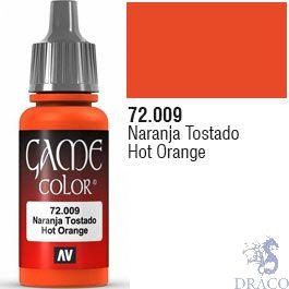 Vallejo Game Color 009: Hot Orange 17 ml.