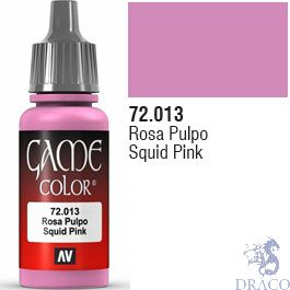 Vallejo Game Color 013: Squid Pink 17 ml.