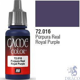 Vallejo Game Color 016: Royal Purple 17 ml.