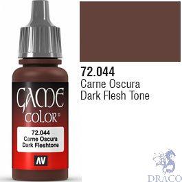 Vallejo Game Color 044: Dark Flesh Tone 17 ml.