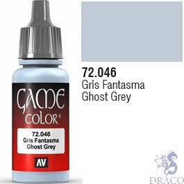 Vallejo Game Color 046: Ghost Grey 17 ml.