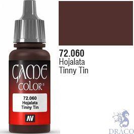 Vallejo Game Color 060: Tinny Tin 17 ml.