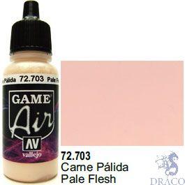 Vallejo Game Air 703: 17 ml. Pale Flesh