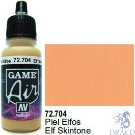 Vallejo Game Air 704: 17 ml. Eelf Skintone