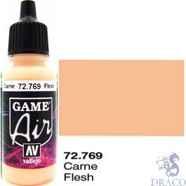 Vallejo Game Air 769: 17 ml. Flesh