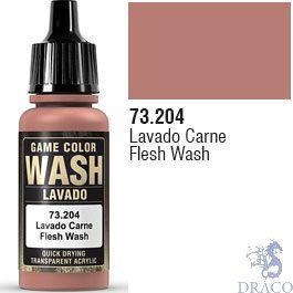 Vallejo Wash 04: 17 Ml. Fleshtone Shade