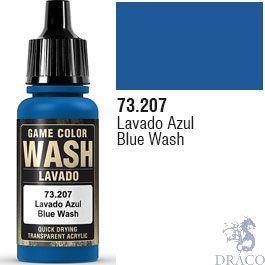 Vallejo Wash 07: 17 Ml. Blue Shade