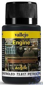 Vallejo Weathering Effects 817: Petrol Spills 40 ml.