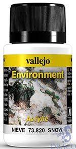 Vallejo Weathering Effects 820: Snow 40 ml.