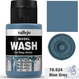 Vallejo Model Wash 24: Blue Grey 35 ml.