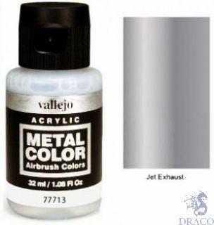 Vallejo Metal Color 13: Jet Exhaust 32 ml.