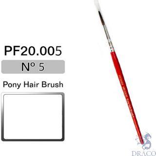 Vallejo Brush Series PF20 - Camel hair No 5