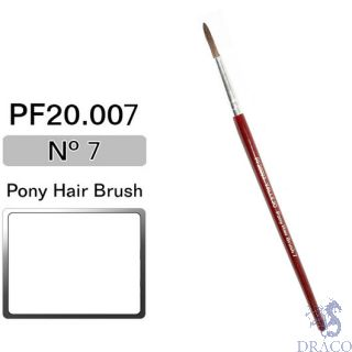 Vallejo Brush Series PF20 - Camel hair No 7