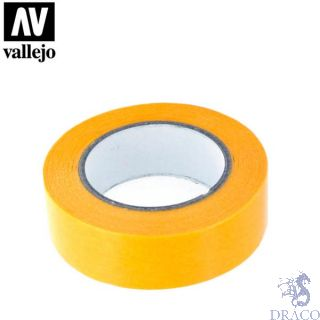 Vallejo Tools: Precision Masking Tape 18mmx18m - Single Pack