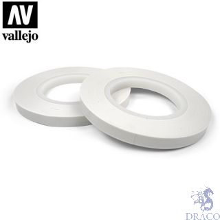 Vallejo Tools: Flexible Masking Tape (6 mm x 18 m)